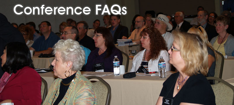 Conference F.A.Q.s