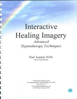 Details for Interactive Healing Imagery Manual - E Book